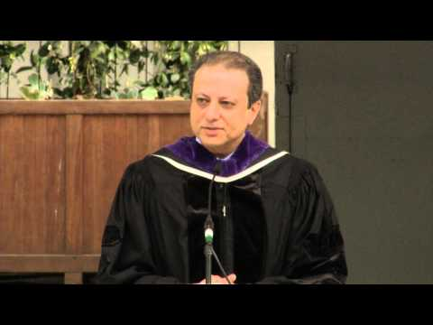 U.S. Attorney Preet Bharara - Guest Speaker - Berkeley Law Commencement 2015