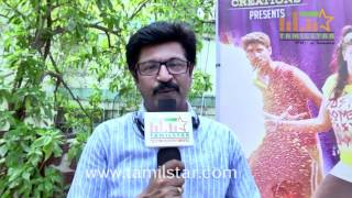 Jeeva Ravi At  Inaya Thalaimurai Team Interview
