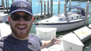 36. I QUIT MY JOB! - One Step Closer to Sailing the World - DIY Sailing
