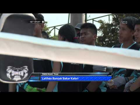 NET Sport - Muay Thai, Olahraga yang Semakin Digemari di Indonesia