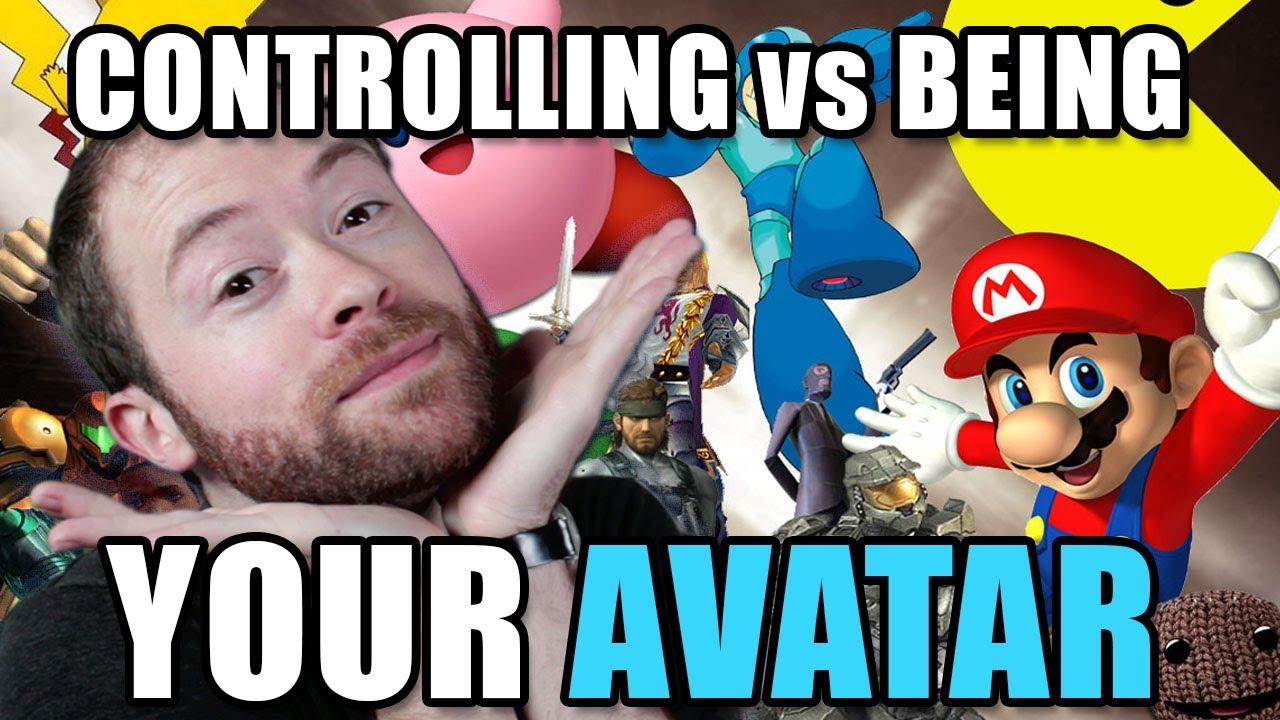 видео игры аватар: