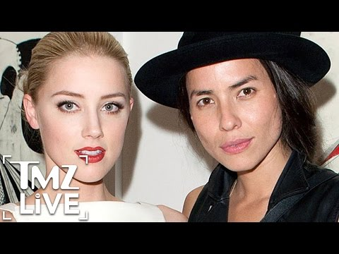 Amber Heard Domestic Violence Arrest (TMZ Live)