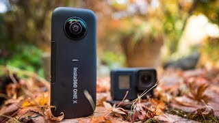 Get the Insta360 ONE X instead of the GoPro Hero 7!?? Maybe....
