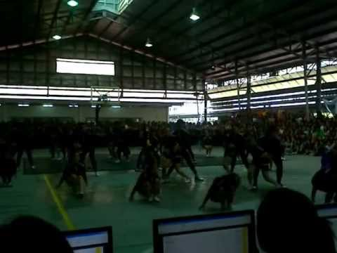 Technological Institute of the Philippines (Quezon City) Cheerdance 2013 - CBE Tycoons 2013
