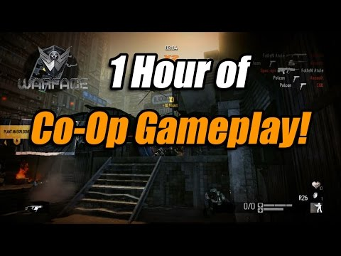 Warface: Xbox 360 Edition | 1 Hour of Co-Op Gameplay! |Warface Xbox 360 Co-Op Gameplay!