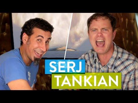 Serj Tankian & Rainn Wilson Go Deep | Metaphysical Milkshake