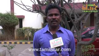 Senthil Raja At Naalai Muthal Kudikka Maten Movie Team Interview