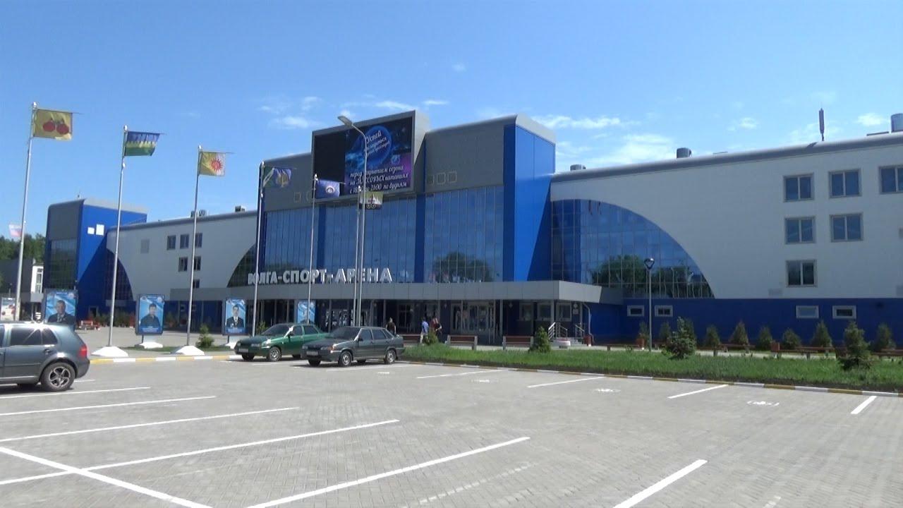 Волга спорт арена ульяновск фото