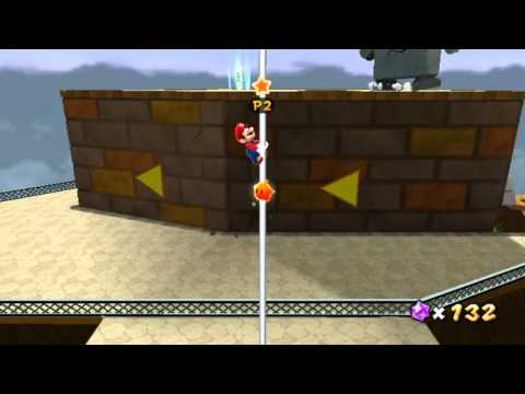 Super Mario Galaxy 2 #47 - Throwback Galaxy