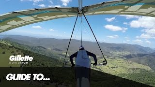 Guide to Hang Gliding with Jonny Durand | Gillette World Sport