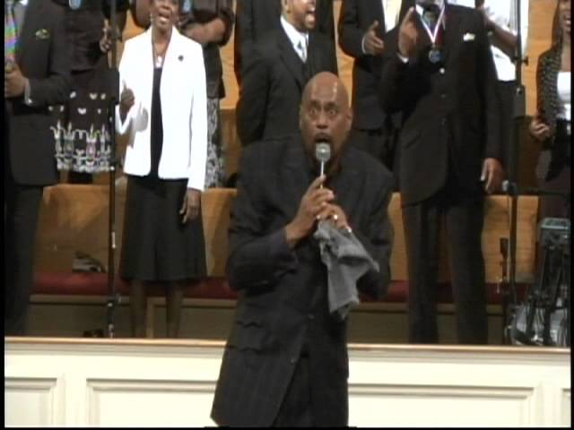 Bishop Paul S. Morton - Your Best Days Yet (LIVE)