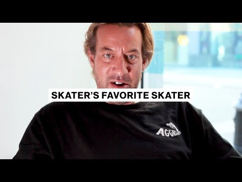 Skater's Favorite Skater: Brian Anderson