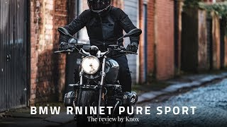 BMW R nine T Pure review | by Knox