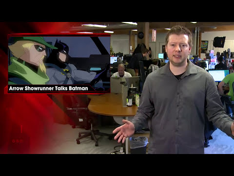 Could Batman Ever Appear on Arrow? - IGN News