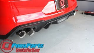 Rock it or stock it? 2018 Mustang tests out the NEW Roush Cat-Back Exhaust: Install Guide & Review