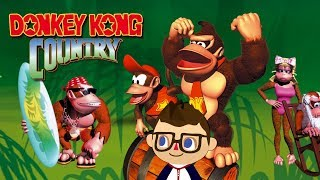 [LIVE] KFresh plays Donkey Kong Country (Blind playthrough), FINALE!