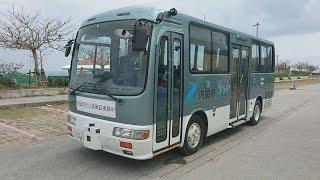 公共バス自動化、実験開始