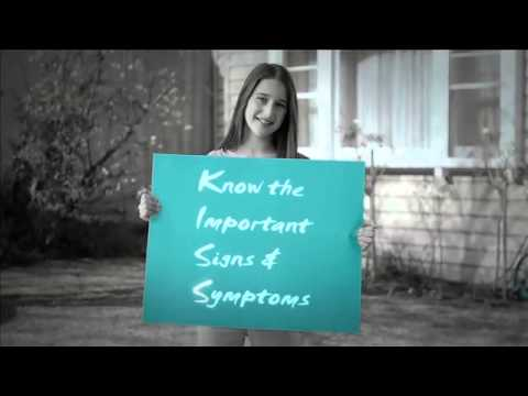 Know the Important Signs and Symptoms of Ovarian Cancer (KISS)