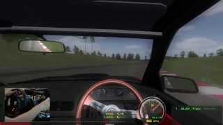 rFactor S13 Drifting- Formula D Mix - Top 5 Drifts (How to Enter Now)  w/Wheel Cam