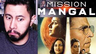 MISSION MANGAL | Akshay Kumar | Vidya Balan | Trailer Reaction | Sonakshi Sinha | Taapsee Pannu