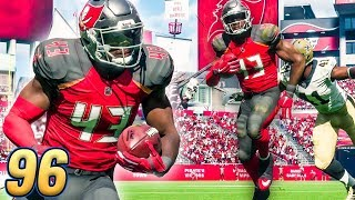 MATT WELCOMES HIS FORMER TEAM TO TAMPA | Madden 18 Career Mode [RB] Ep.96