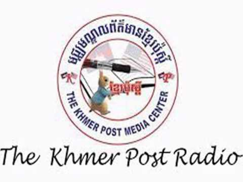 Khmer Post Media Center Cambodian Newspaper And Radio - October 29, 2014 video
