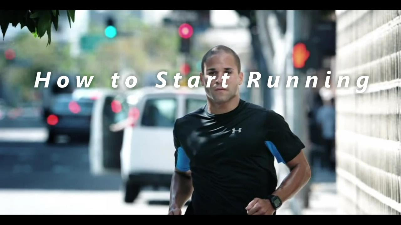 How to Start Running Now