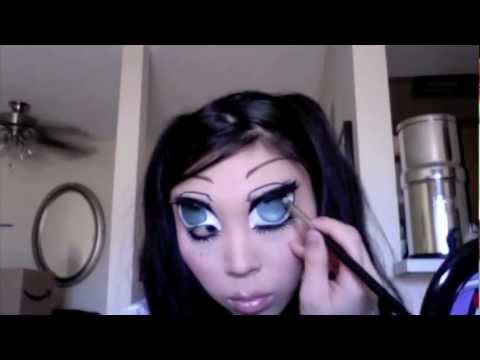 Anime Eyes with MAC Music Videos