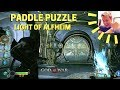 God of War: Alfheim Spinning Paddle Puzzle in the Light of Alfheim (Dark Temple) thumbnail