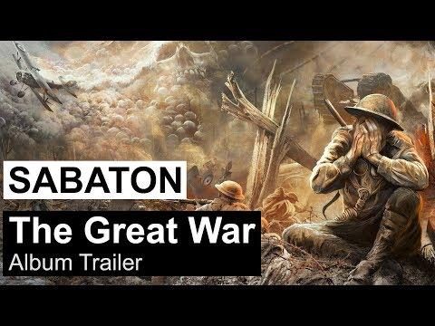 Download SABATON - The Great War Album Trailer Mp4 baru
