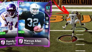 THIS HITSTICK ENDED HIS CAREER!! MARCUS ALLEN - MADDEN 19 GAMEPLAY