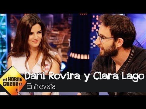 Dani Rovira y Clara Lago en 'El Hormiguero 3.0' - El Hormiguero 3.0