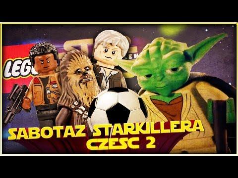PIŁKA NOŻNA W LEGO STAR WARS! - LEGO STAR WARS PRZEBUDZENIE MOCY Z YODĄ - SABOTAŻ STARKILLERA
