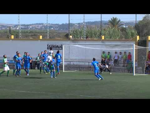 Resumen Guadalcacín 1 - 2 Atlético Sanluqueño