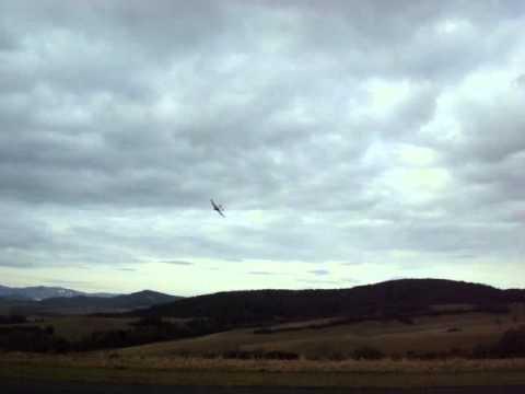 De Havilland DH-112 Venom EPO 90mm EDF