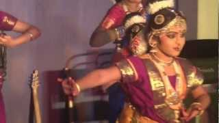 stage performance of sneha.MTS
