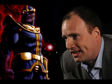 Kevin Feige Talks Marvel Movies With AMC At Comic Con 2014