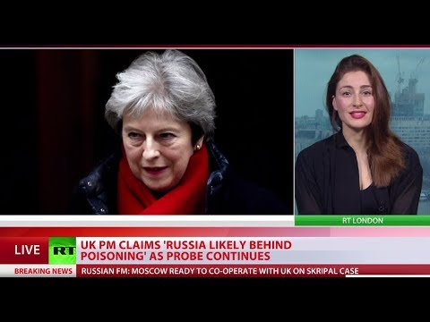 Skripal case: Russia's response
