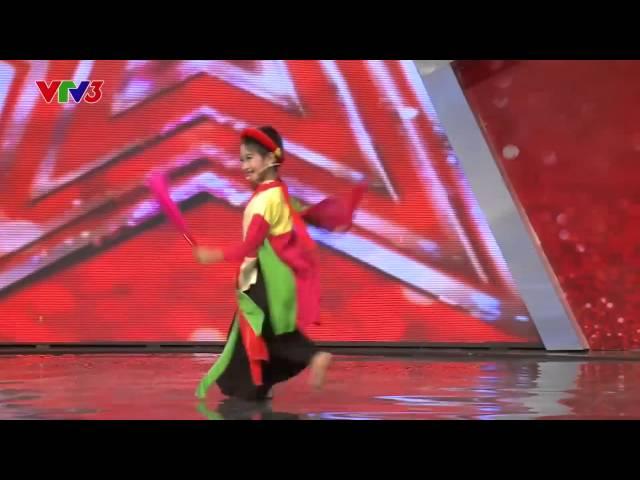 """Vietnam's Got Talent 2014 - THỊ MẦU quá sức...""""lẳng lơ"""""""