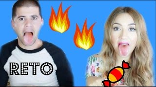 RETO: MEXICAN CANDY CHALLENGE - CINDYLIMON&RODO