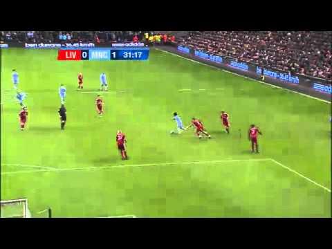 Nigel de Jong goal vs liverpool FA CUP