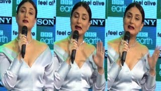 Kareena Kapoor Angry On Media When Asked About Come-Back