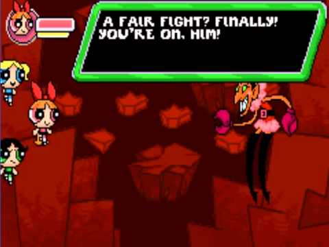 New Powerpuff Girls Him Play Powerpuff Girls Him