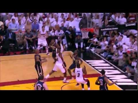 Dwyane Wade 29 points vs Indiana Pacers full highlights semi-finals game 1 NBA Playoffs 2012 HD