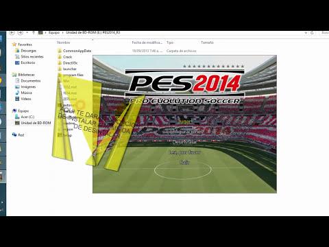 Descarga e Instalar Pes 2014 para PC FULL [Español] [MEGA]