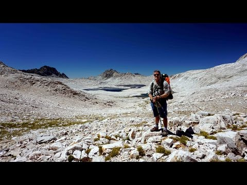Into the Bright, Hiking the John Muir Trail, north bound (JMT documentary)