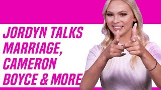 Jordyn Jones Shares Cameron Boyce Story, Plus Talks Jordan Beau, Tattoos & New Songs