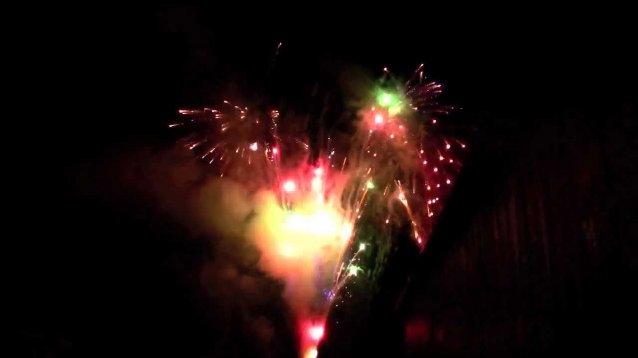 my backyard firework show july 3rd 2011 youtube