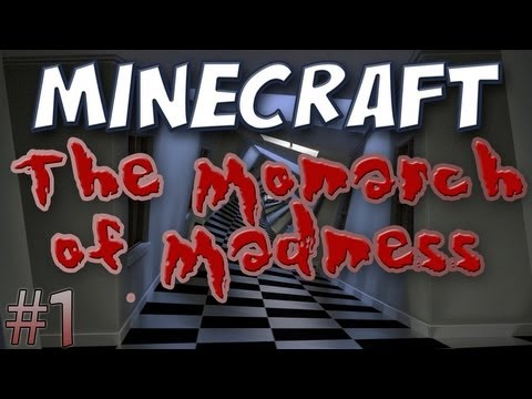 Minecraft - Monarch of Madness Part 1: A Rude Awakening Music Videos