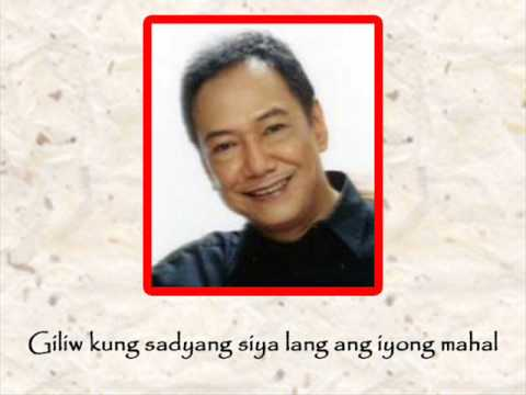 Basil Valdez - Hanggang Sa Dulo Ng Walang Hanggan